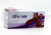 LED лампа маленькая для маникюра